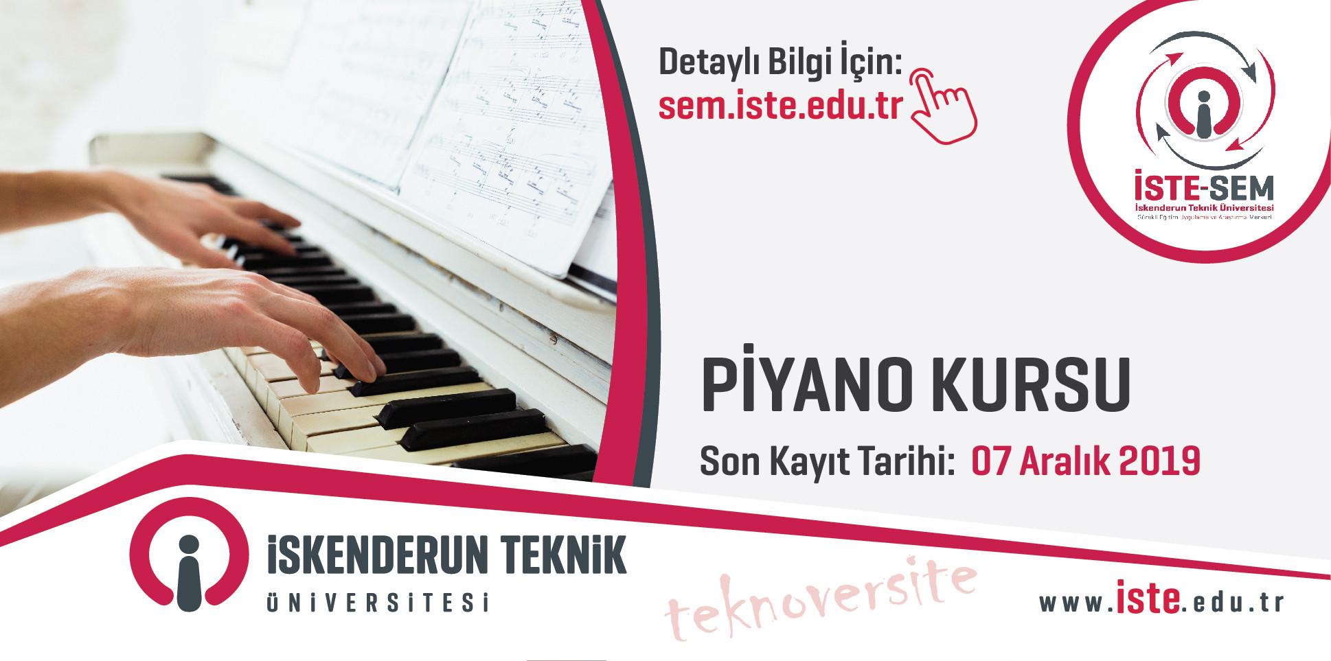 Piyano Kursu - 2